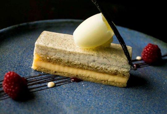Chef Delight Infiniment Vanilla Recipe by Chef Pascal Poiteven
