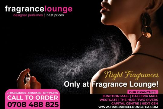 Night Fragrances With Fragrance Lounge
