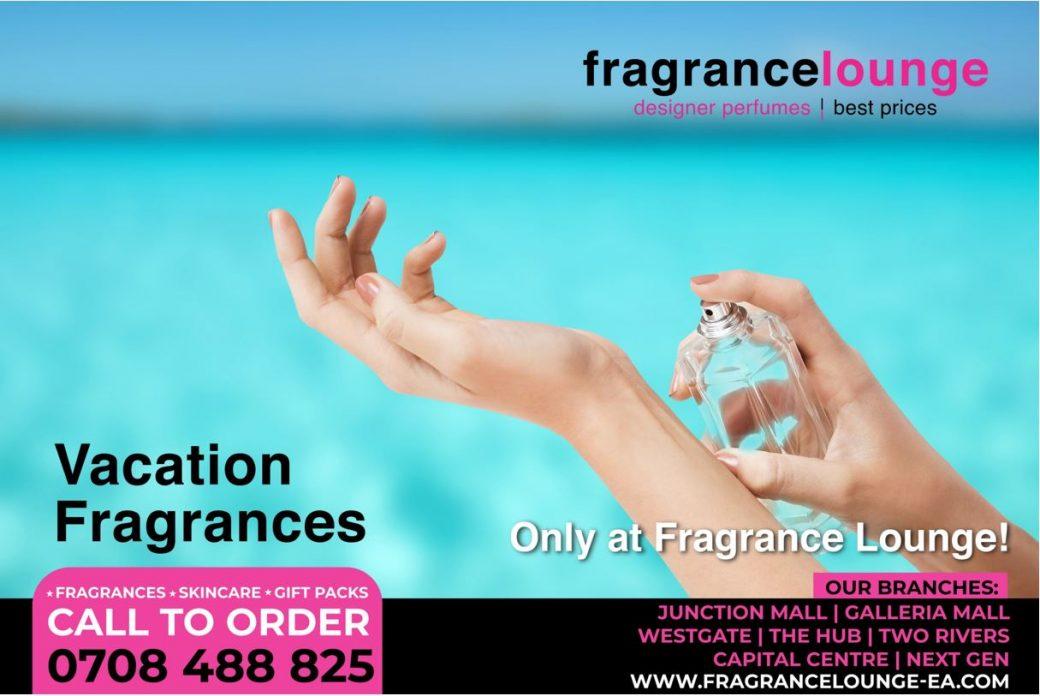 Vacation Fragrances