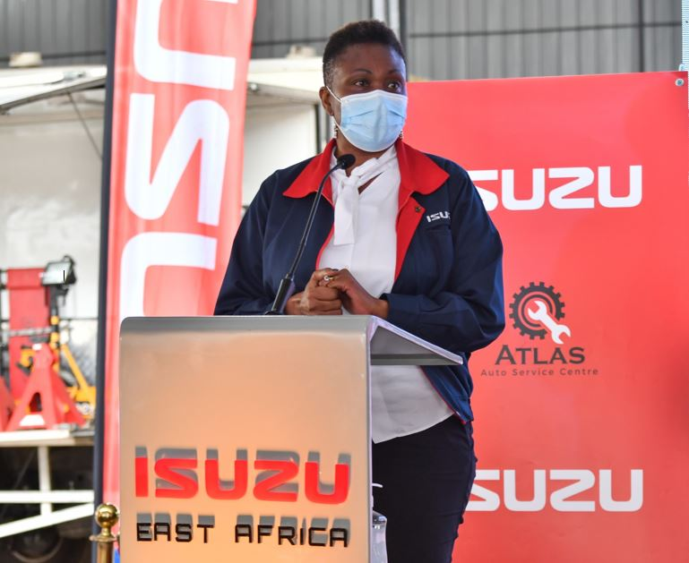 Isuzu East Africa Launches Its 19th Vehicle Service Centre