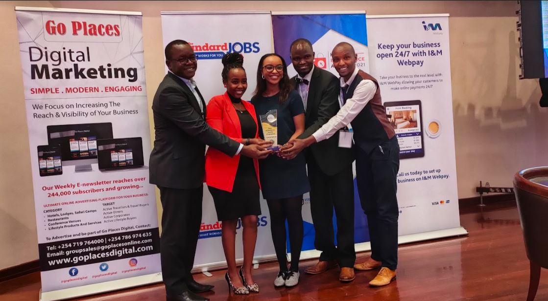 Kenya eCommerce Awards 2021 - Sharing Moments