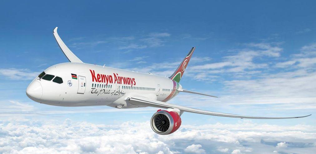 Kenya Airways Signs A Memorandum Of Co-operation With South African Airways