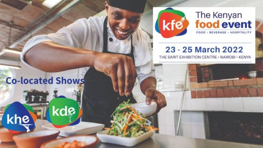 Gearing Up For The Kenyan Food Event In March 2022 At The Sarit Centre