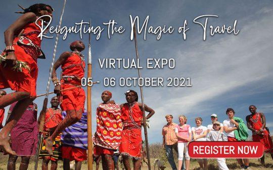 The Magical Kenya Travel Expo 2021