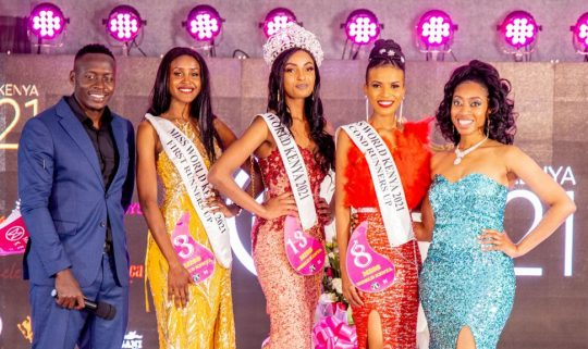 Miss World Kenya 2021