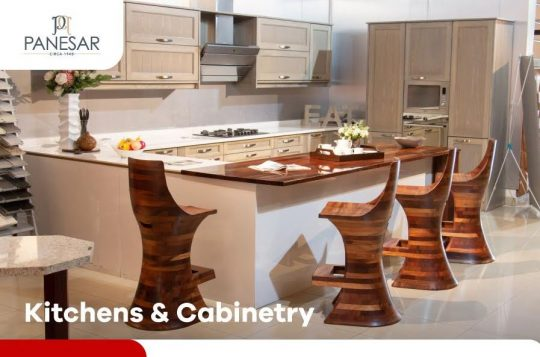 Designing the Perfect Kitchen & Cabinetry by Panesar