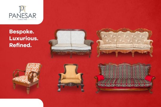 The Art of Seating by Panesar's