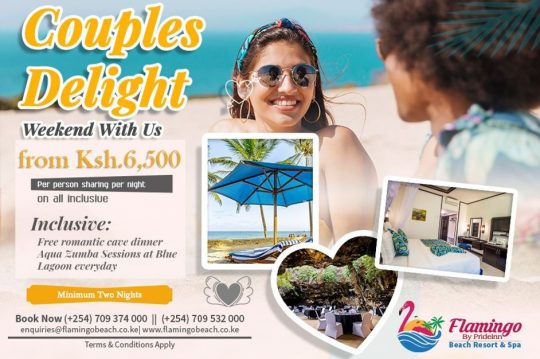 Weekend With Us With Our Couples Delight Offer At Prideinn Flamingo
