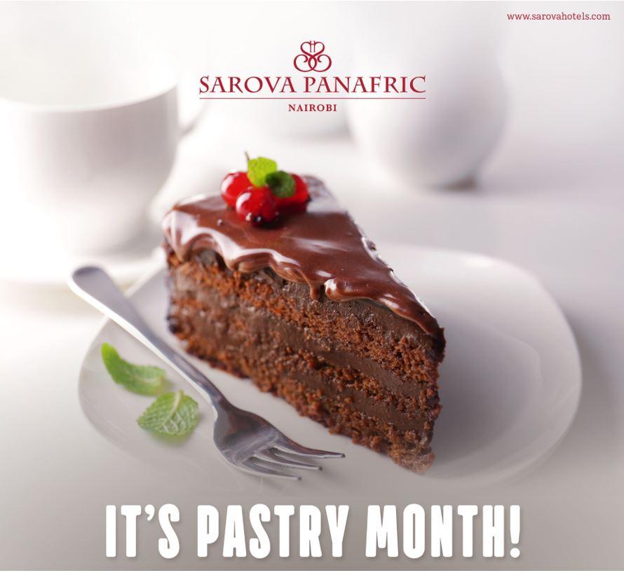 Sarova Panafric Pastry Offer