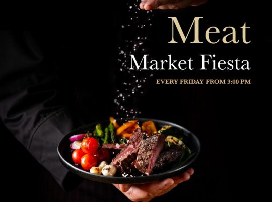 Classic Swahili Breakfast & Meat Market Fiesta At Sarova Stanley