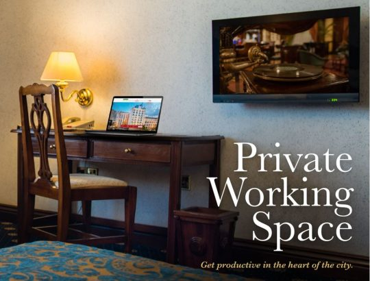 Private Working Space