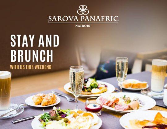 Stay & Brunch At The Sarova Panafric