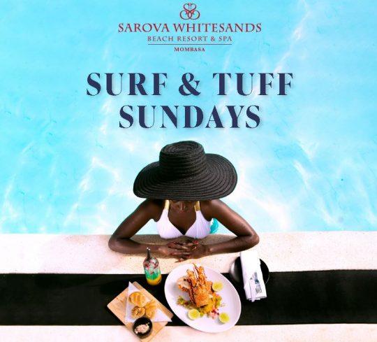 Surf & Tuff Sundays - Sarova Whitesands Beach Resort & Spa