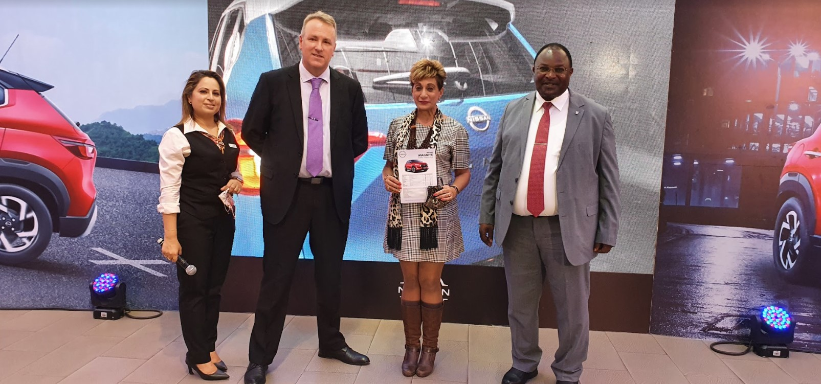 Nissan Magnite SUV Launches in Kenya