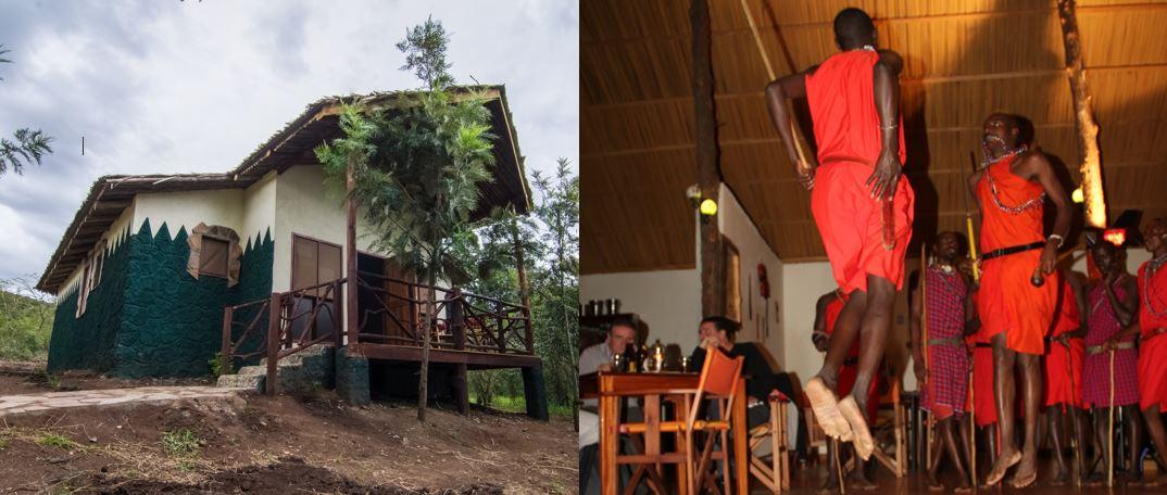 Best Safari Lodge In Kenya Mara
