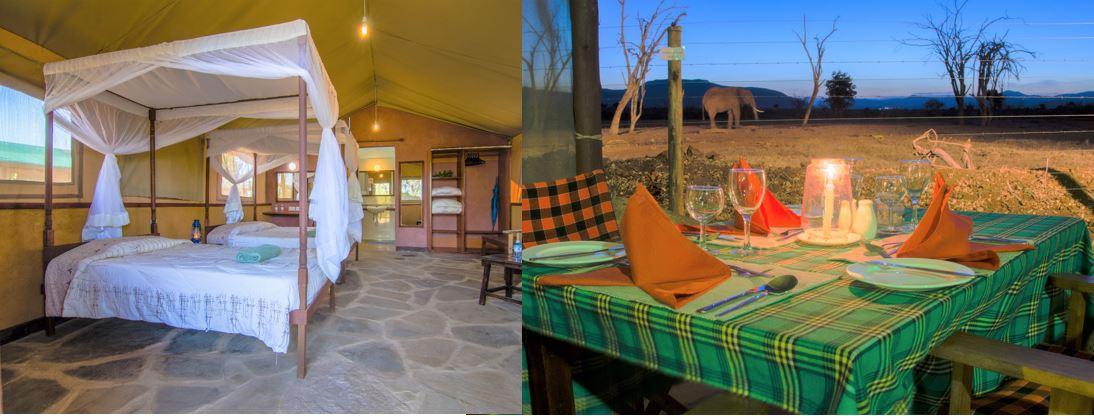 Best Safari Lodges In Kenya - Sentrim Hotels & Lodges