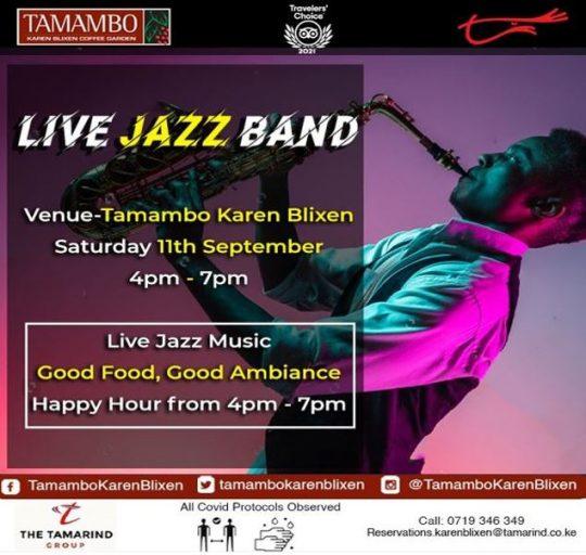 Tamambo Live Jazz Band