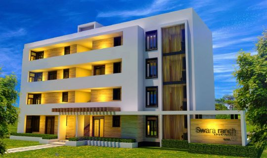 Swara Ranch Apartments In a Country Resort