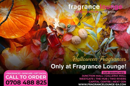 Halloween Fragrances With Fragrance Lounge