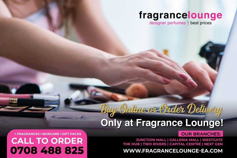Order Perfume For Delivery Or Buy Online with Fragrance Lounge