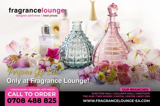 Top Deals On Perfume Gift Sets With Fragrance Lounge