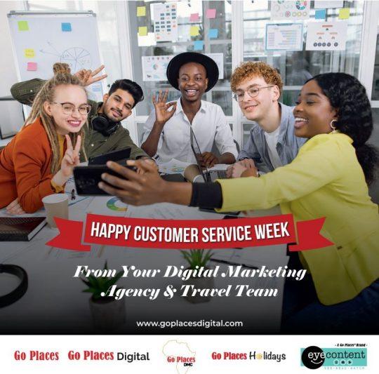 Customer Service Week 2021