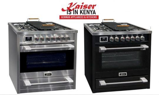 Modern Freestanding Cookers - Kaiser Kenya