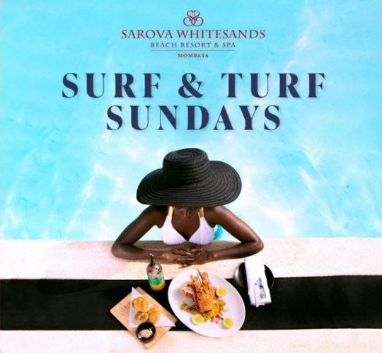 Surf & Turf Sundays Offer At Sarova Whitesands Beach Resort & Spa
