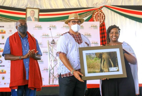 Conservation Of Elephants In Kenya Receives Boost- Tembo Naming Festival