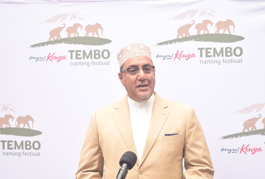 Welcome To The Magical Kenya Tembo Naming Festival
